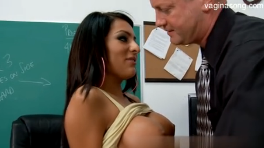 leraar en haar student Porn