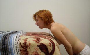 redhead seks foto